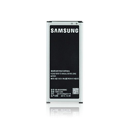 batteria originale samsung bg850bbc di 1860 mah per samsung galaxy alpha - bulk, senza scatola