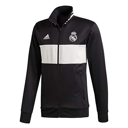 Adidas Real 3S TRK Top - Chaqueta Línea Real Madrid