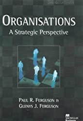 Organisations: A Strategic Perspective (Macmillan Business)