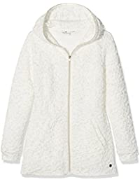 TOM TAILOR Mädchen Sweatshirt Long Sweatjacket with Hood