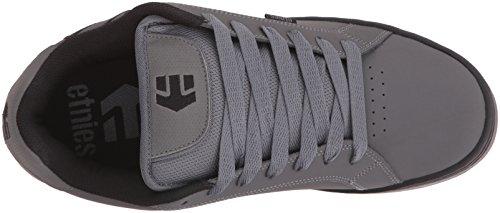 Etnies  Fader - Chaussures de Skateboard homme Grau (031 , GREY/BLACK/GUM)