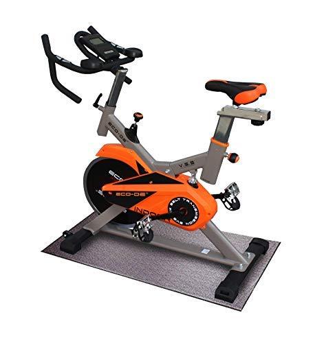 ECO-DE Bicicleta Spinning Indoor. Sistema amortiguación