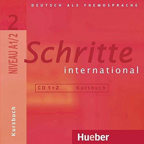 Schritte International 2. 2 Cd Kursbuch