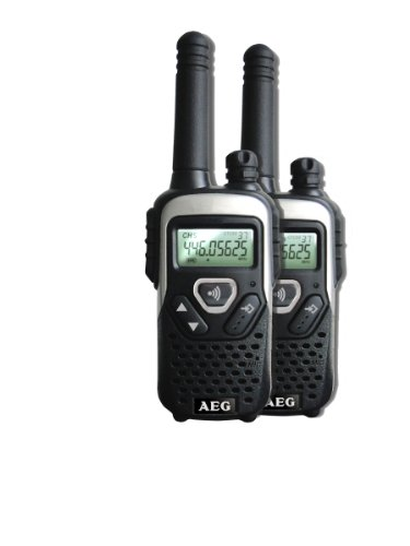 AEG VOXTEL R300 PMR-Funkgeräte (10km Reichweite, VOX-Funktion, 500 mWatt) hier kaufen
