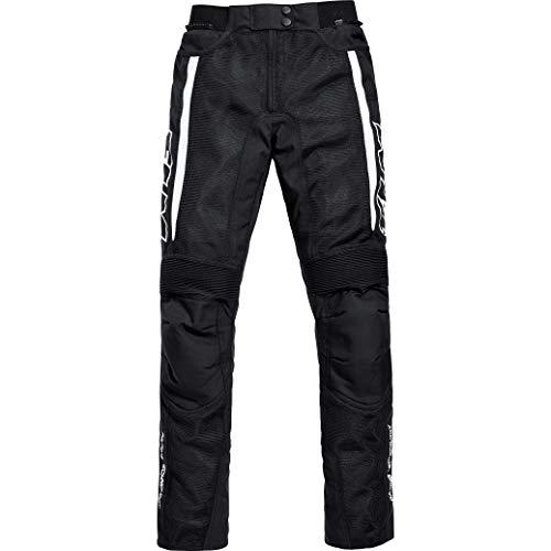 FLM Motorradhose Motorradschutzhose Sports Damen Textil Hose 1.1 schwarz S