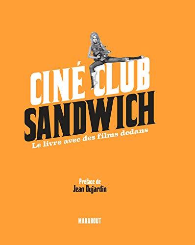 Ciné Club Sandwich: Le livre avec des films dedans