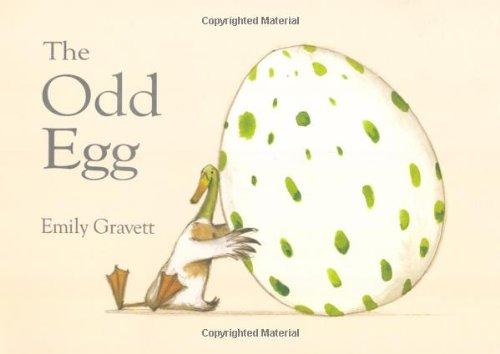 The odd egg / Emily Gravett  