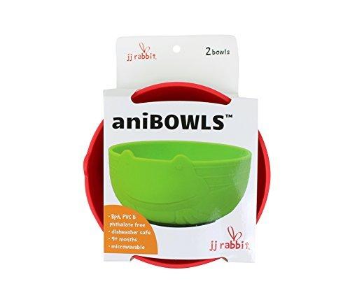 JJ Rabbit Bowls (Green)