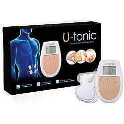 U-Tonic: Dispositivo de electroestimulación para tonificar los músculos