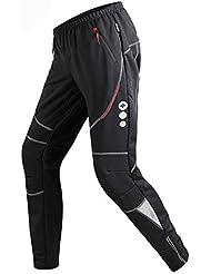 West Cyclisme Vélo VTT New Pantalon de cyclisme d'hiver pour homme en polaire thermique pour homme