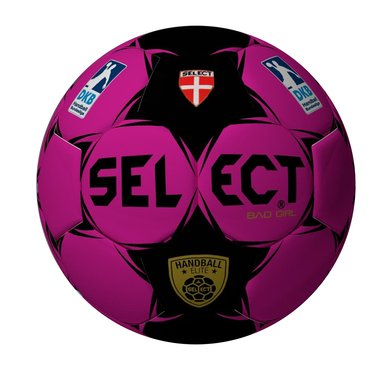 Elite Bad (Select Handball Bad Girl Elite, pink/schwarz (1))
