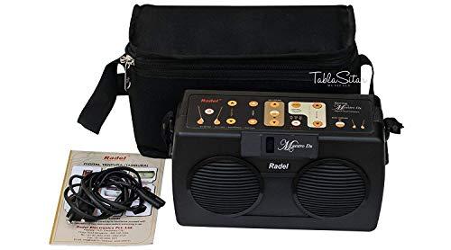 NASIR ALI Elektronischer Tanpura - RADEL Saarang Maestro Dx Elektronischer Tanpura - Tambura, Digitale Tanpura-Box, DJ-Sound-Maschine, Tanpura-Sampler, Bedienungsanleitung, Tasche, Netzkabel (PDI-BHG)