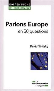 """Afficher """"Parlons Europe en 30 questions"""""""