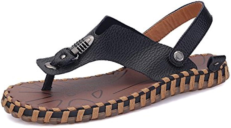 New Cool Zapatillas, Sandalias, Sandalias De Verano, Beach Shoes, Men 'S Slippers,Cuarenta Y Uno,Blanco