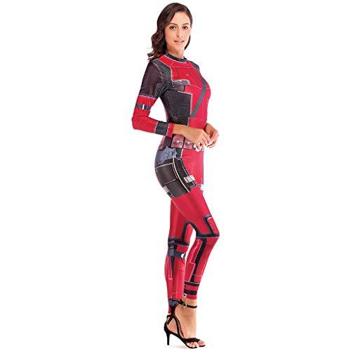 - X Men Deadpool Kostüm