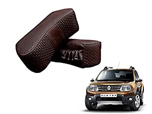 Kozdiko Cola Color Luxurious Neck Rest For Renault Duster
