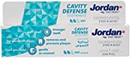 Jordan Cavity Defence Toothpaste 75 ml