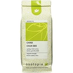 Ökotopia Grüner Tee China Chun Mee, 5er Pack (5 x 100 g)