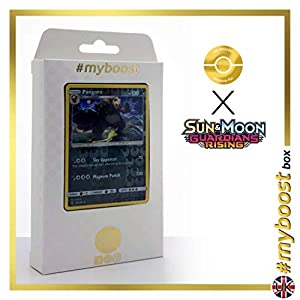 my-booster-SM02-UK-82HR/145 Cartas de Pokémon (SM02-UK-82HR/145)