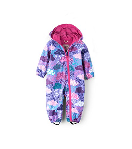Hatley Baby Girls' Mini Rain Bundlers Raincoat