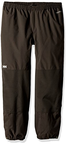 Helly Hansen Kinder Hose K Shelter Pants, Ebony, 122