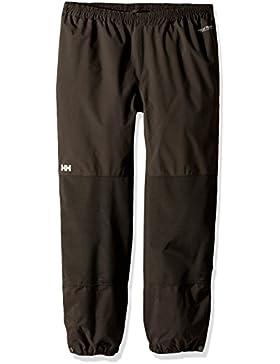 Helly Hansen K Shelter Pant Pantalones deportivos, Niños, Gris, One Size (Tamaño del fabricante:3)