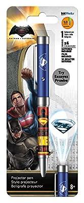 Batman V Superman?: L'aube de la justice Movie–Inkworks Superman Stylo bille Vidéoprojecteur