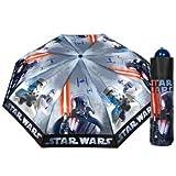 Paraguas plegable Star Wars Darth Vader Stormtrooper 50cm