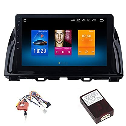 Dasaita-102-Zoll-Android-80-Auto-Stereo-Radio-fr-Mazda-CX5-2013-2014-2015-Octa-Core-4-GB-32-GB-GPS-Navigation-mit-Canbus-Untersttzung-Bose-AMP-Original-Lenkrad-Bluetooth-USB-WiFi
