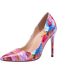 b211f7ae2cb894 Suchergebnis auf Amazon.de für  bunte high heels  Schuhe   Handtaschen
