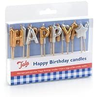 Tala Happy Brithday Candles