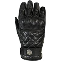 John Doe Motorrad Handschuh Tracker | Innenseite mit Kevlar | Handschuh aus Rindsleder | Atmungsaktiv