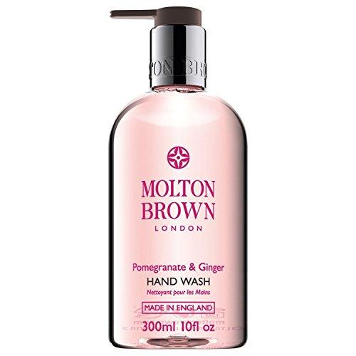 Molton Brown Melograno E Lavaggio A Mano Zenzero 300ml (Confezione da 6)