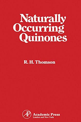 Naturally Occurring Quinones (English Edition)