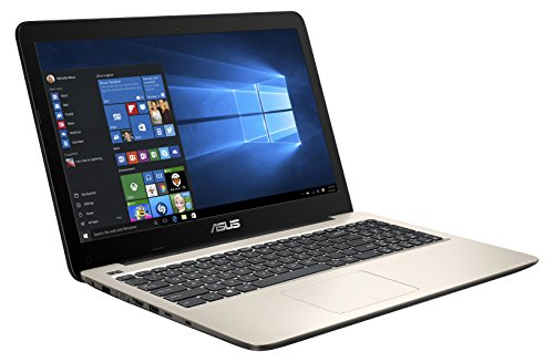 Asus R558UQ-DM540D 15.6-inch Laptop (7th Gen Core i5-7200U/4GB/1TB/DOS/2GB Graphics), Matt Golden image