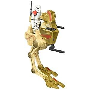 Star Wars: Episodio VII - El despertar de la fuerza Stormtrooper figura vehículo de asalto 8