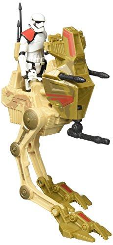 Star Wars: Episode VII - Das Erwachen der Macht Wüstensturm Walker Vehicle mit First Order Stormtrooper Vorsitzender ()