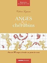 Anges & chérubins : Plus de 80 anges à broder au point de croix