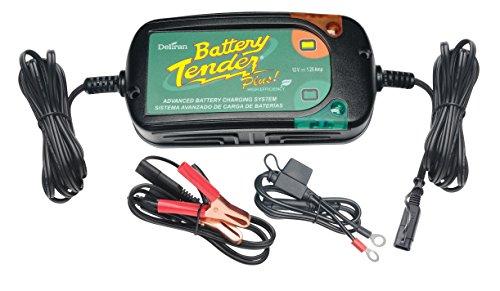 Battery Tender 022-0185G-DL-eu Batterieladegeräte Plus, 12V 1.25A Deltran Battery Tender