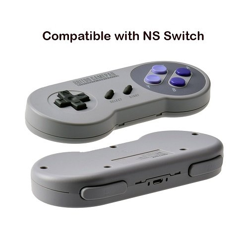 8Bitdo SN30 Bluetooth Controller for Windows, Mac OS and Android at