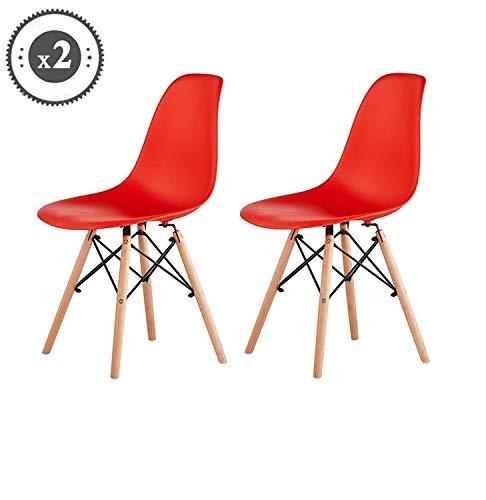 Preisvergleich Produktbild Generic Rot Modren Tisch Sitz