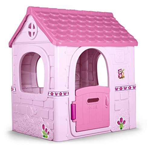 FEBER- Fantasy House Casita Infantil, Pink (Famosa 800012222)