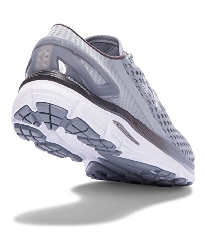 Under Armour Herren UA Speedform Gemini 2 Turnschuhe Steel/White