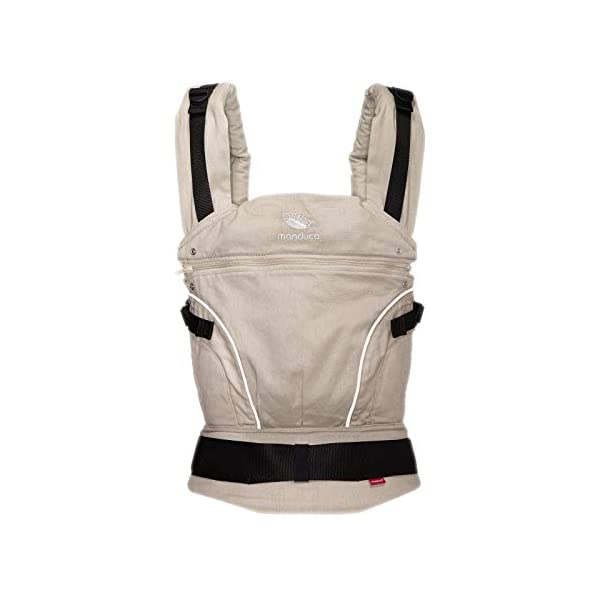 Manduca Baby Carrier Pure Cotton (Desert Sand) Manduca Discontinued model Is no longer produced (since 2017) 1
