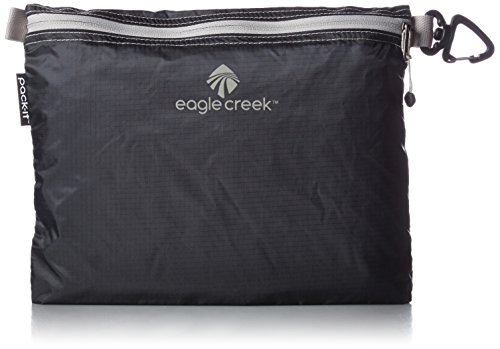 Eagle Creek Ultra Light packing solution Pack It Specter Sac Medium for Suitcases ebony Sacca impermeabile 24 3 liters Nero