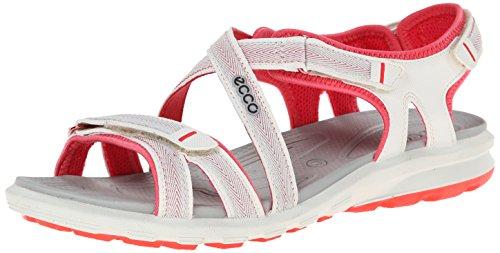 ECCO  Ecco Cruise,  Herren Sportsandalen, Weiß - Weiß - Größe: 42