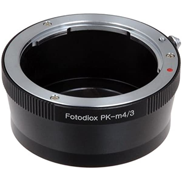 Fotodiox Lens Mount Adapter Compatible With Pentax K Kamera
