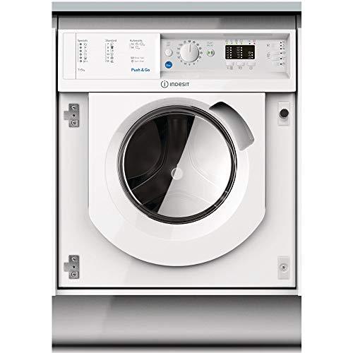 Indesit BI WDIL 75125 EU lavadora Carga frontal Blanco