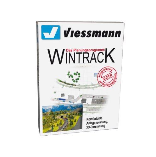 Preisvergleich Produktbild Viessmann 1006 - Wintrack 10.0 Vollversion mit 3D