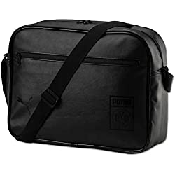 Puma BVB Shoulder Bag Funda, PUMA Black, UA